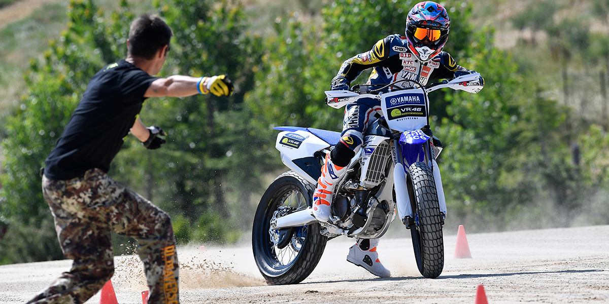 Sol & Matheson - Yamaha Racing Communications and PR - VR46 Academy