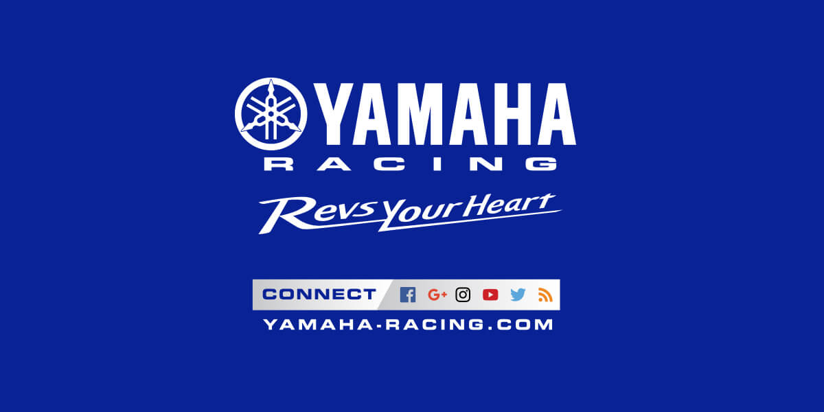 Sol & Matheson - Yamaha Racing Social Media Management