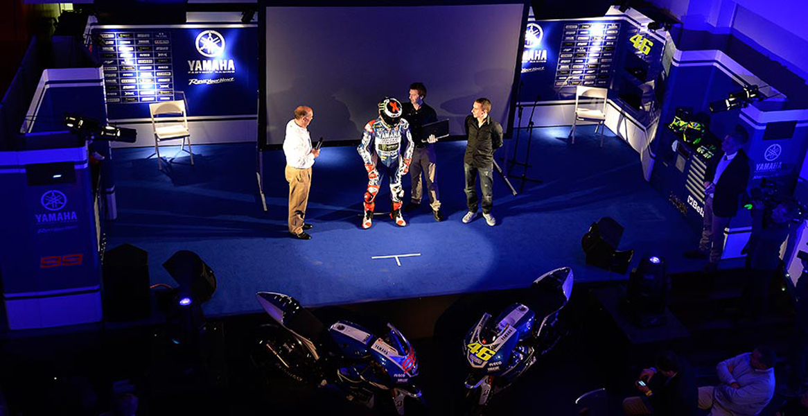 Sol & Matheson - Yamaha Racing Monster Energy Press Conference