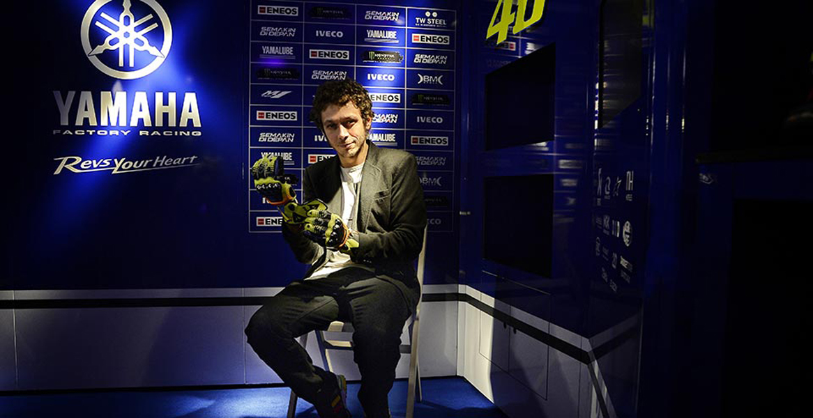 Sol & Matheson - Yamaha Racing Monster Energy Press Conference - Rossi
