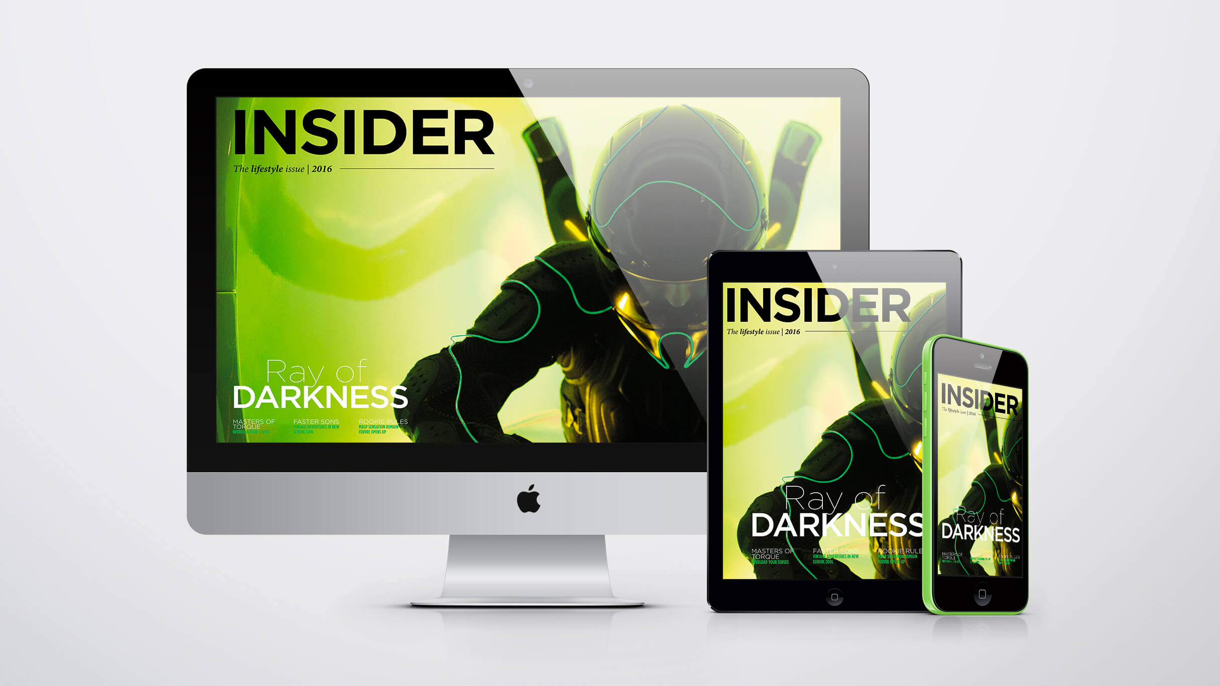 Insider Lifestyle Magazine 2016 Online - Cover