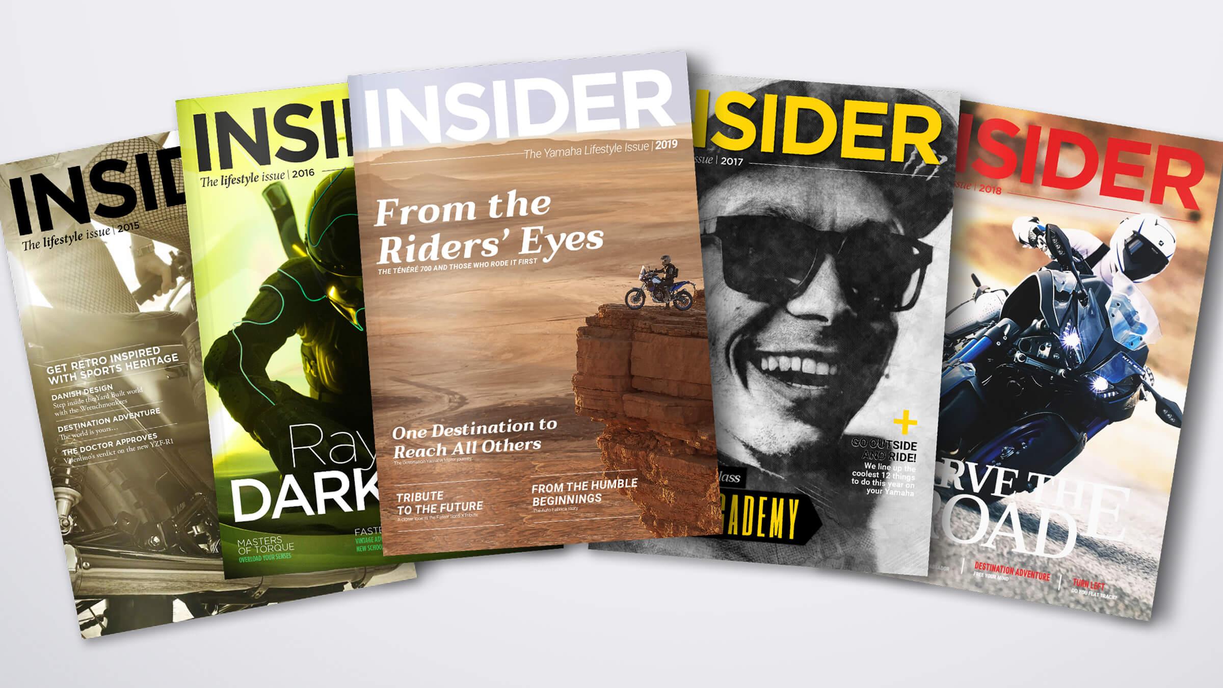Insider Lifestyle Magazine